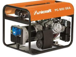 Unicraft Generaattori PG 800 SRA