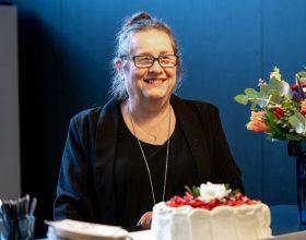 Hanna-Liisa talossa 40-vuotta!